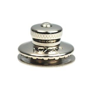 LOXX® Oberteil groß mit Schlüssel Messing vernickelt (4 Stück)