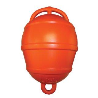 Ankerboje aus Kunststoff Ø250mm orange