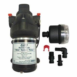 Wasserpumpe Auto  17 Liter/min 12V