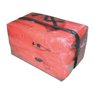 Wasserdichte Tasche für Rettungswesten, 4x100N Westen